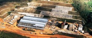 Anglo American delivered first iron ore from the Minas Rio mine in October 2014
