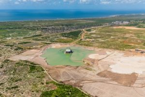 Kenmare Resources' Moma minerals sands project in Mozambique