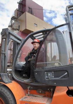 Operator at Mir (photo: Alrosa)