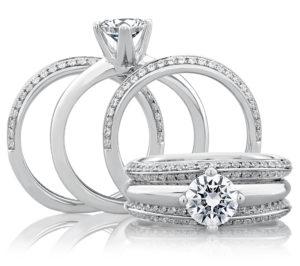 Jewellery diamond demand in 2014 was valued at $81 billion