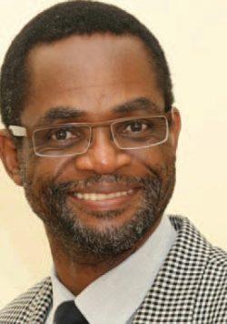 Professor Cuthbert Musingwini
