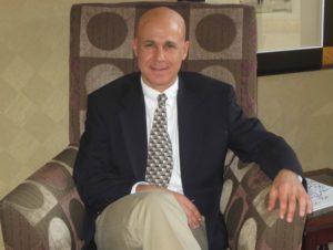 Hugh Klein, new Principal Hydrogeologist at SRK Consulting (SA)