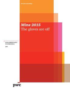 PwC Mine 2015 report