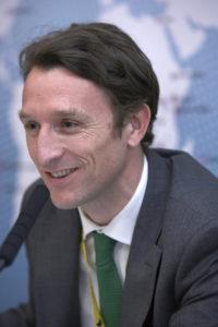 africapractice CEO Marcus Courage