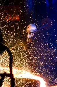 Jubilee Platinum's ConRoast smelter