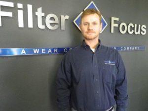 Filter focus COO Craig Fitzgerald