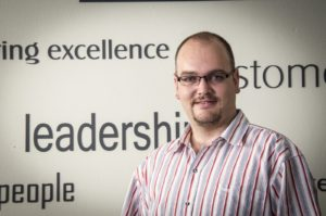 JD Singleton, general manager for Trio Engineered Products at Weir Minerals Africa
