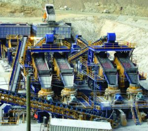 Weir Minerals Africa now offer a wide range of Trio products such as crushers, screens, feeders, chutes and material handling solutions