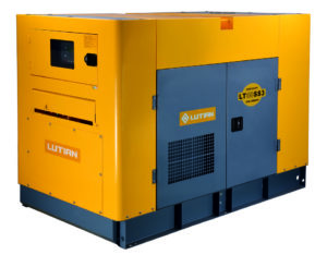 The robust affordable Lutian Super Silent Diesel Generator is available from Goscor Power Products' new Zambian dealer