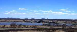 Hybrid plant in South Africa by CRONIMET Mining Power Solutions GmbH