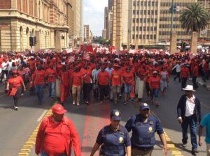 EFF march