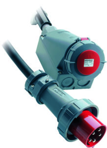 MENNEKES range of plugs and sockets from AMPCO