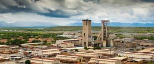 Northam Platinum's Zondereinde mine in Limpopo