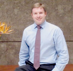 Andrew van Zyl, partner, SRK Consulting (SA)