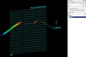 Maptek I-Site Studio 6 CAD action plane