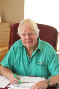 Rio-Carb Director Martin Maine