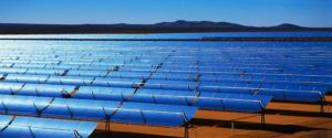 Solar power plant - Sulzer pumps