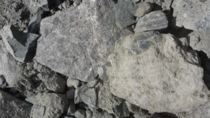 The Lace mine produces both high grade and  lower grade kimberlite