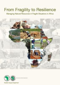 The report examines how African countries in fragile situations can work towards addressing the causes and drivers of fragility by better managing natural resources across sectors