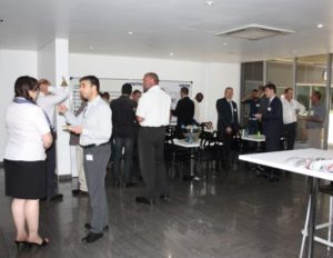 Voith recently hosted a distributor conference