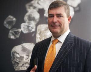 DiamondCorp CEO Paul Loudon