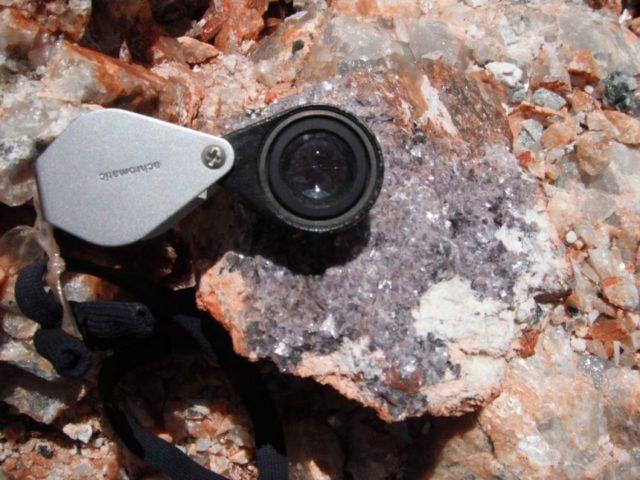 Auroch Minerals, lithium