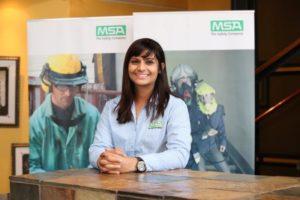 MSA Africa Respiratory Products Manager - Suraksha Mohun