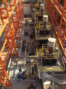 The DRD Gold Ergo plant in South Africa has four VXP2500 mills operating in parallel.