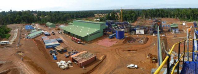 Aureus Mining