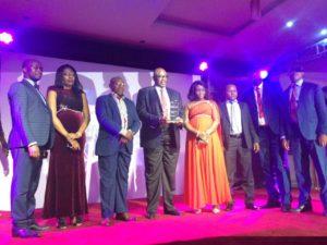 DRC award winners