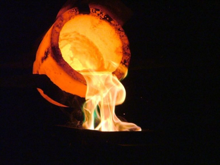 Historic day for Nigeria as first gold is poured at Segilola