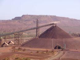 Stockpiles - environmental management