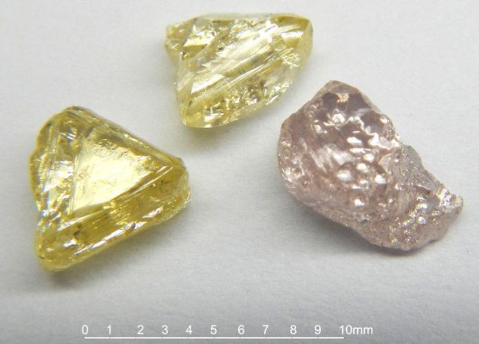 Lulo diamonds