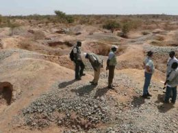 Golden Rim Resources' Kouri gold project