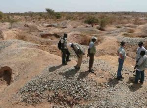 Golden Rim Resources' Kouri gold project
