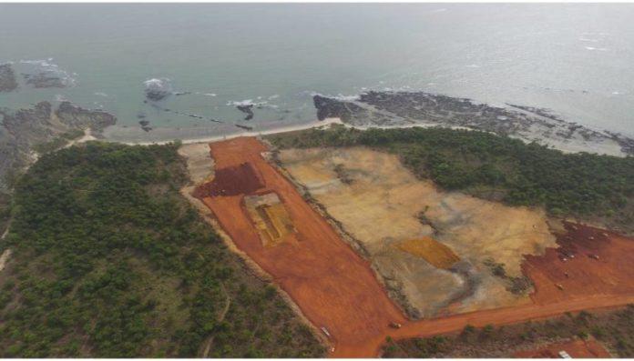Alufer Mining DRA