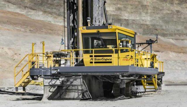 Atlas Copco, drilling, exploration, drill rig
