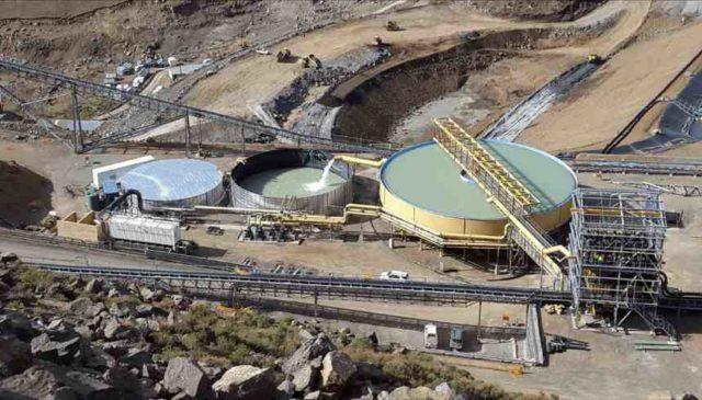 Firestone Diamonds, Liqhobong diamond mine, Lesotho, diamonda