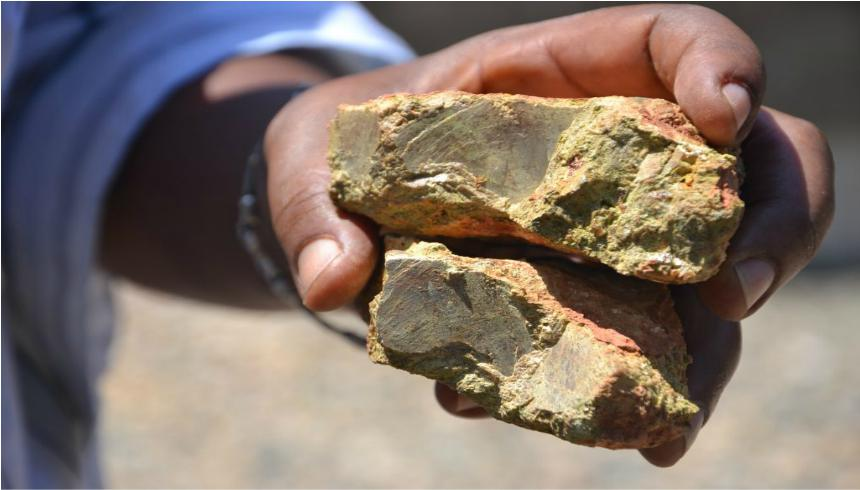 The only rare earths producing mine in Africa achieves all 2017 targets