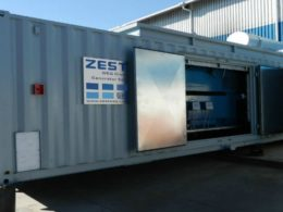 Zet Weg, Balama, generator, power
