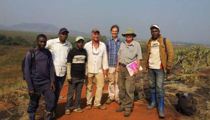 Amani Gold Kebigada Giro gold project gold