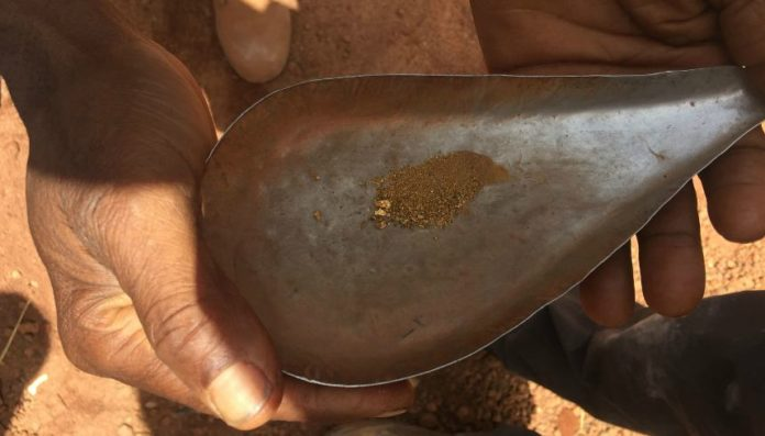 Volcanic Gold Mines, Guinea, West Africa, gold, exploration