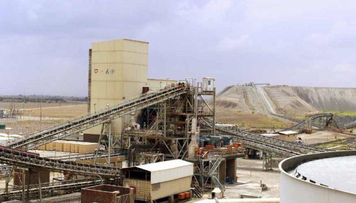 De Beers Voorspoed Mine
