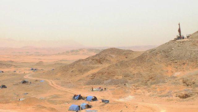 Orca Gold's Block 14 gold project in Sudan