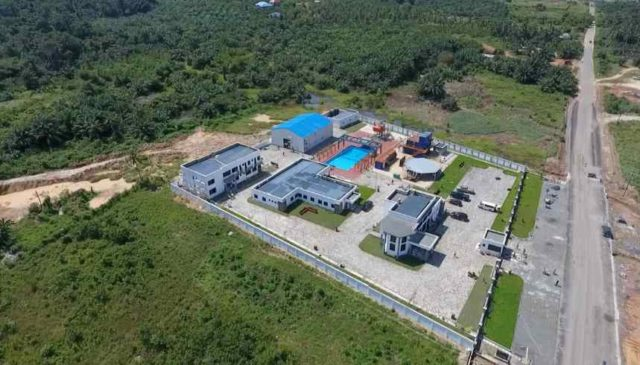 Rigworld training centre, ghana, west africa