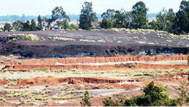 Jubilee BMR Kabwe dumps