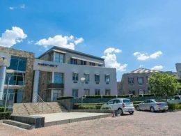 SENET's head office in Modderfontein, Johannesburg