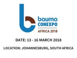 bauma 2018