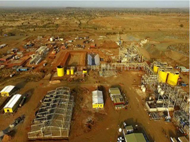 Boungou Mine