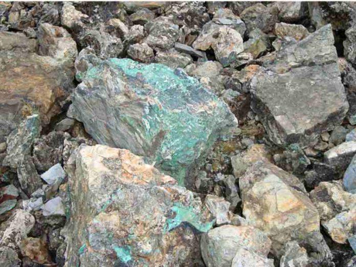 copper-cobalt